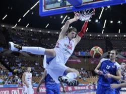 Чемпионат Европы по баскетболу-2011:  Россия разгромила Грецию