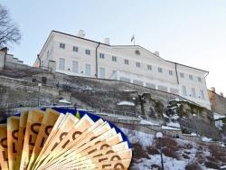 Только цифры: Бюджетный дефицит правительства Эстонии за 2018 год вырос до 120 млн евро