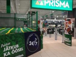 Круглосуточный супермаркет появляется и в Тарту - втором по величине городе Эстонии