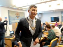 Мэром Таллина стал Михаил Кылварт, получивший 45 из 79 голосов депутатов горсобрания