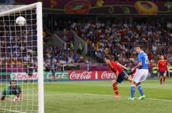Футбол. Евро-2012. Испания - чемпион Европы 2012 года