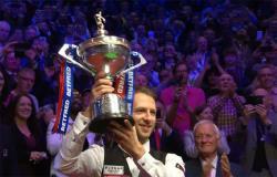 Снукер. ЧМ-2019. 29-летний британец Джадд Трамп впервые стал чемпионом мира