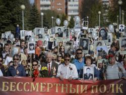 `Мы помним, мы гордимся`: `Бессмертный полк` 9 мая 2019 года пройдёт по Таллину и Силламяэ