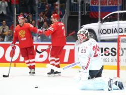 Хоккей. ЧМ-2019. Сборная России разгромила 5:0 Австрию и сыграет с Чехией за лидерство