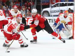 Хоккей. ЧМ-2019. Сборная России сохранила лидерство, выиграв у сборной Швейцарии - 3:0