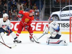 Хоккей. ЧМ-2019. Сборная России прервала турнирный путь команды США в четвертьфинале
