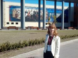 Ксения Цехановская: Санкт-Петербург помогает  не разводить мосты `Русского зарубежья`