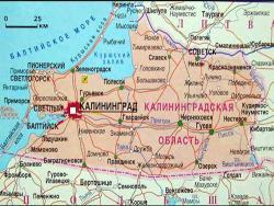 Калининградская область России с 1 июля начнёт пропускать иностранцев по электронным визам