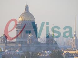 Президент России принял решение о введении для Санкт-Петербурга режима электронных виз