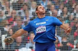 Легкая атлетика. Герд Кантер занял пятое место в Польше, метнув диск за 60 метров