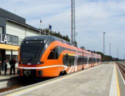 Пассажиропоток по железной дороге вырос на 11,1 % по сравнению с прошлым годом