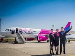 Венгерская авиакомпания Wizz Air в сентябре откроет прямые рейсы из Таллина в Кутаиси