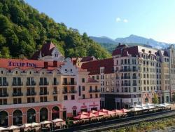 Роза Хутор: Российский курорт с эстонской историей