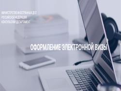 МИД России дал финальную информацию по электронным визам в Санкт-Петербург и Ленобласть