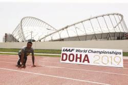 Легкая атлетика. Чемпионат мира в столице Катара не вызывает интереса у зрителей