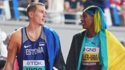 Легкая атлетика. ЧМ-2019. Эстонец Майкель Уйбо стал серебряным призером в десятиборье!