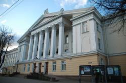 В центре русской культуры пройдёт фестиваль `Театральная осень в Таллине-2019`
