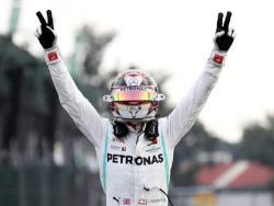 Формула-1. Британец Льюис Хэмилтон победил в Мексике, но пока не оформил титул