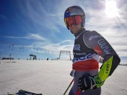 Горные лыжи. КМ-2019/20. Пинтуро выиграл первый этап, Шиффрин уступила 17-летней Робинсон