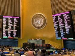 ООН приняла составленную Россией резолюцию против героизации нацизма