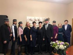 Гимназия Кохтла-Ярве начала сотрудничество со 171-й школой Санкт-Петербурга