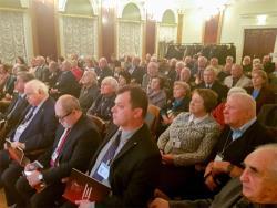 В Таллине прошла историческая конференция в честь 75-летия освобождения Эстонии от фашизма