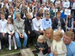 ЛИКВИДАЦИИ - НЕТ! Попечительский совет Кейлаской русской школы выступил против горуправы