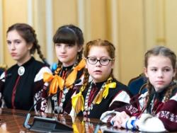 Попав в тройку лучших конкурса «Таланты Арктики. Дети», юные сето побывали в Москве