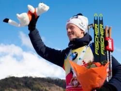 Биатлон. КМ 2019/20. Йоханнес Бё стал лучшим в мужской гонке преследования в Анси