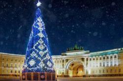 Здравствуй, 2020: В Санкт-Петербурге на Новогодние праздники запланировано 250 мероприятий