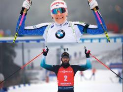 Биатлон. КМ 2019/20. Масс-старт в немецком Оберхофе выиграли Мякяряйнен и Фуркад