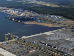 В порту Усть-Луга уже в 2020 году заработает терминал по перевалке минеральных удобрений