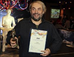 ММК `Импрессум`: В январе 2020 года в Таллин приезжает мультипликатор Сергей Меринов