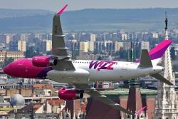 Режим открытого неба: Венгерский Wizz Air открывает четыре маршрута из Санкт-Петербурга