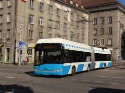 Столица Эстонии за 15 лет планирует полностью отказаться от городских троллейбусов