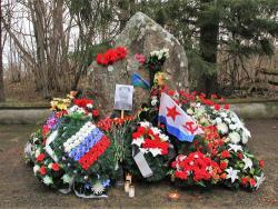 Мы помним - мы гордимся: В Мерекюла прошли памятные мероприятия о десанте 1944 года
