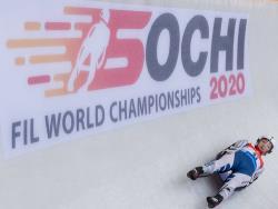 Сани. ЧМ-2020. Все три `золота` первого дня соревнований в Сочи достались россиянам