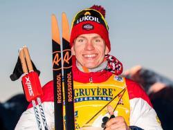 Лыжи. КМ-2019 Большунов укрепил лидерство, заняв второе место в дуатлоне Эстерсунда