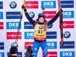Биатлон. ЧМ-2020. Итальянка Доротея Вирер выиграла индивидуалку, лучшая россиянка - 13-я