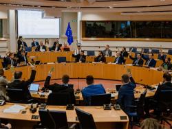Пока без Эстонии: В Брюсселе прошло первое заседании Европейской федерации киберспорта