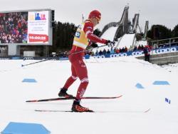 Лыжный спорт. Победа в Королевском марафоне приблизила Большунова к Кубку мира