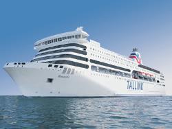 Спецрейс в объезд Польши: Паром Tallink вывезет граждан Эстонии и Латвии из Германии