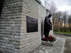 К 75-летию Победы: В Таллине завершена реставрация Памятника Воинам-Освободителям