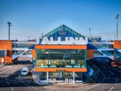 Аэропорт Таллина постепенно оживает: С 13 мая планируется вернуть рейсы в Ригу и Киев