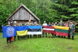 Андрей Лазурин: В Эстонии запрещены `Уроки мужества`, поэтому ребята находят нас сами