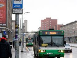 Объединение двух маршрутов: Мустамяэ и Ласнамяэ соединит линия автобуса-экспресса