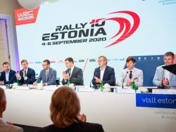 В сентябре 2020 года Эстония впервые примет этап чемпионата мира по авторалли