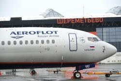 С 1 августа российский `Аэрофлот` планирует восстановить авиалинию Москва - Таллин