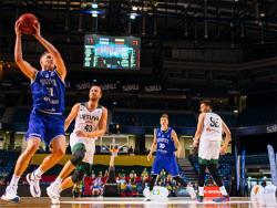 Эстонские баскетболисты впервые выиграли у команды Литвы