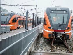 Скорость движения поездов Elron между Таллином и Вильянди может вырасти до 140 км/час